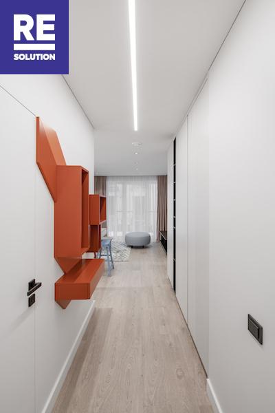Nuomojamas butas Labdarių g., Senamiestyje, Vilniuje, 42.86 kv.m ploto nuotrauka nr. 34