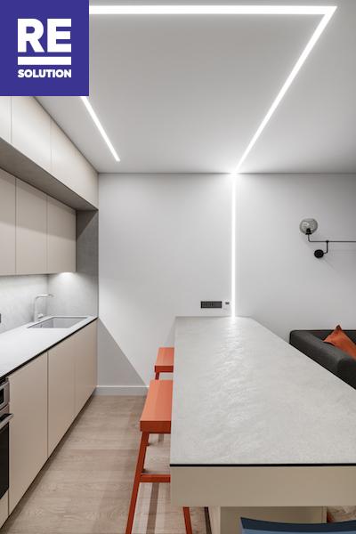 Nuomojamas butas Labdarių g., Senamiestyje, Vilniuje, 42.86 kv.m ploto nuotrauka nr. 37